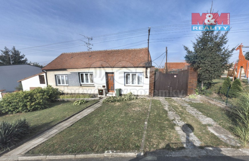 Prodej, rodinný dům, Holubice