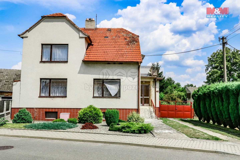 Prodej, rodinný dům, 285 m², Kněžpole