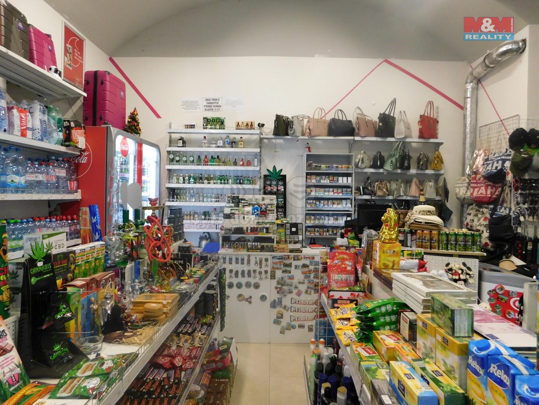 Prodej, obchodní objekt, Praha 1, Nové Město