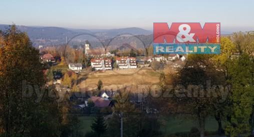 Prodej, pozemek k bydlení, 884 m², Jablonec nad Nisou