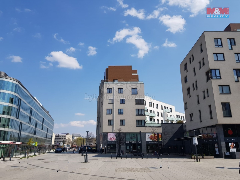 Pronájem, byt 2+kk, 64 m2 a zahradou, Ostrava, ul. Jantarová