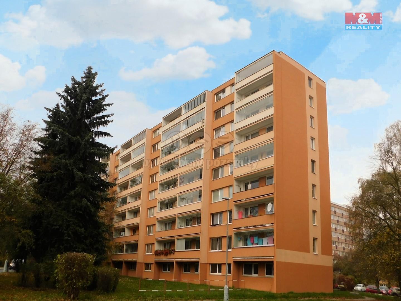 Prodej, byt 3+kk, 61 m², Kladno, ul. Ústecká