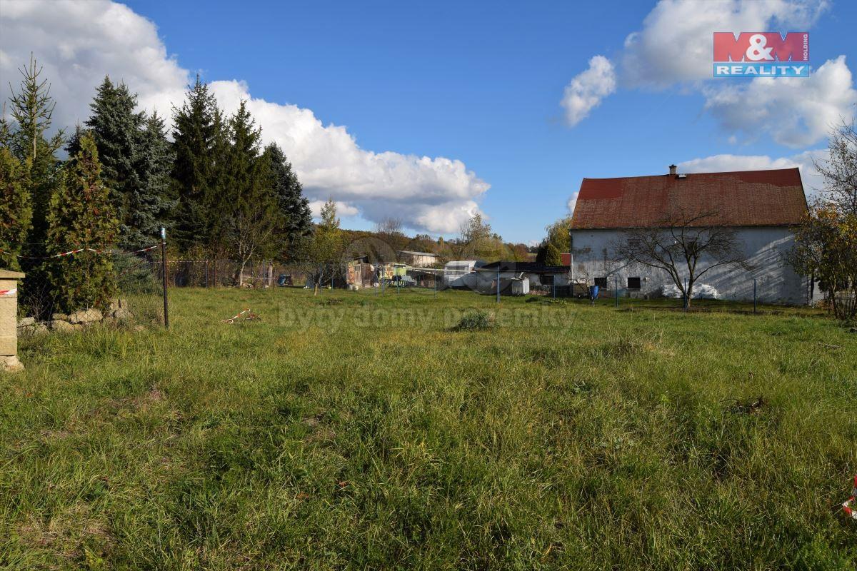 Prodej, pozemek k bydlení, 913 m2, Libouchec