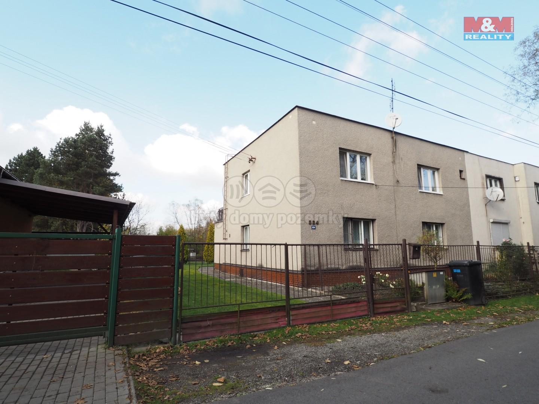 Prodej, rodinný dům 6+2, 160 m2, Rychvald, ul. Vyhonkovec