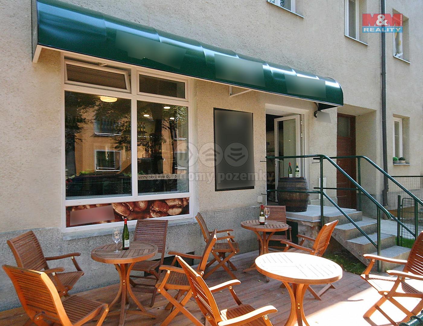 Pronájem, vinárna, 50 m², Brno, ul. Krkoškova