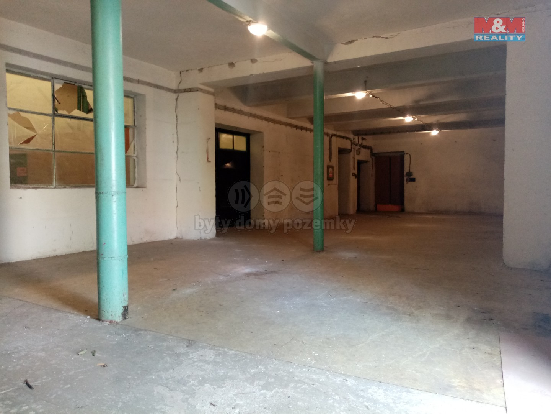 Pronájem, výrobní a skladové prostory, 719 m², Blansko