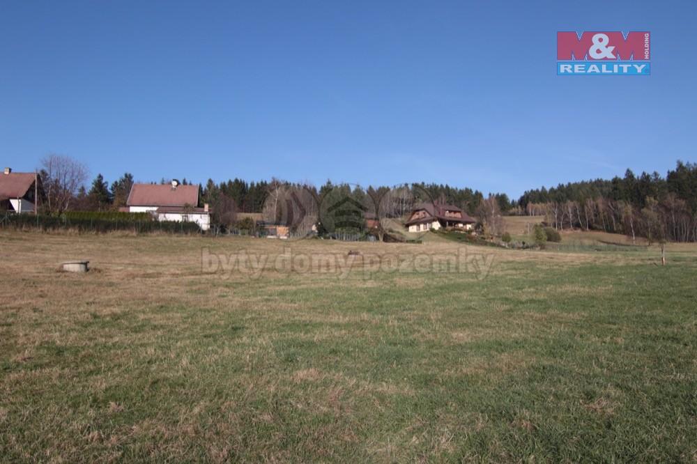 Prodej, pozemek, 1500 m2, Horní Bečva