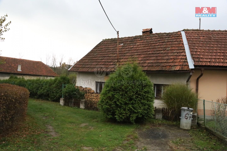 Prodej, rodinný dům, Přečkovice