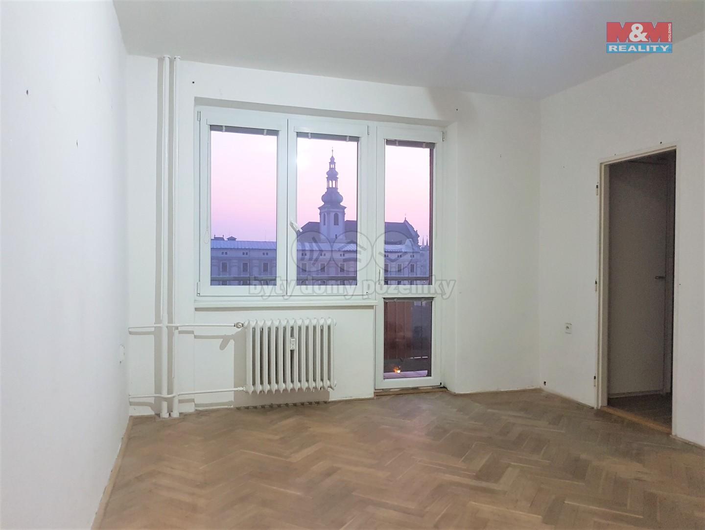 Prodej, byt 2+1, 52 m2, OV, Opava - Předměstí