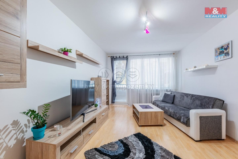 Prodej, byt 2+1, 58 m², OV, Chomutov, ul. 17. listopadu