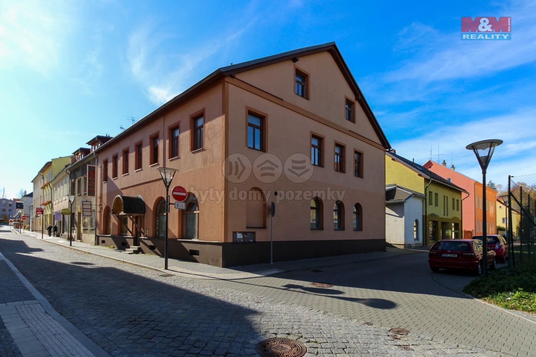 Prodej, dům, 1178 m2, Jeseník, ul. Školní