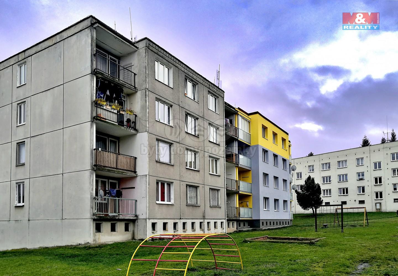 Prodej, byt 1+1, 40 m², OV, Hostouň, ul. Příkopy
