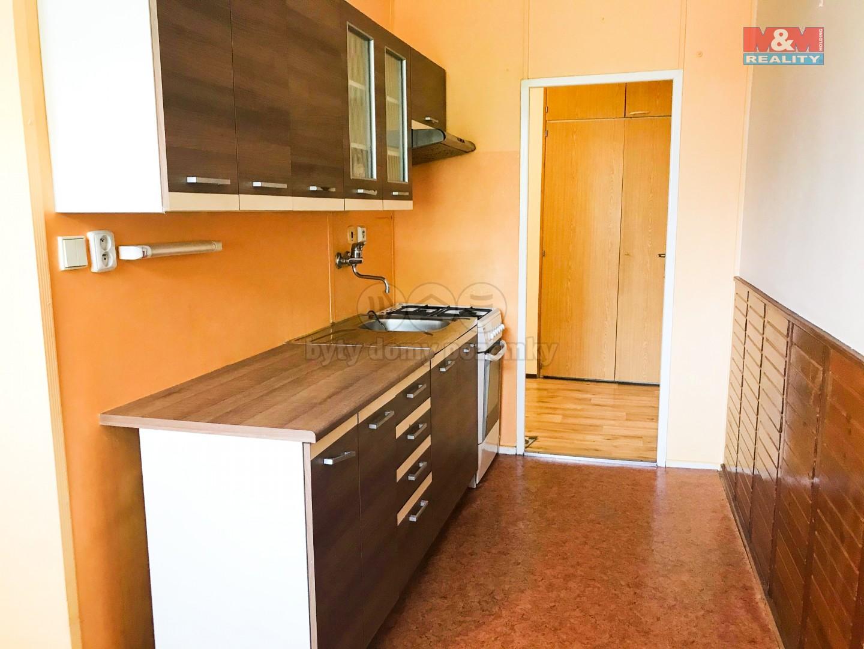 Prodej, byt 2+1, 54 m², Luhačovice, ul. Zahradní čtvrť