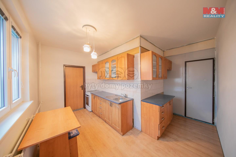 Prodej, byt 3+1, 78 m2, Mohelnice