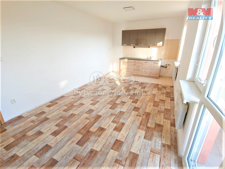 Prodej, byt 1+kk, 36 m2, Slavkov u Brna, ul. Slovanská