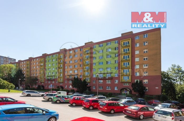 Prodej, byt 2+1, Havířov, ul. Kosmonautů