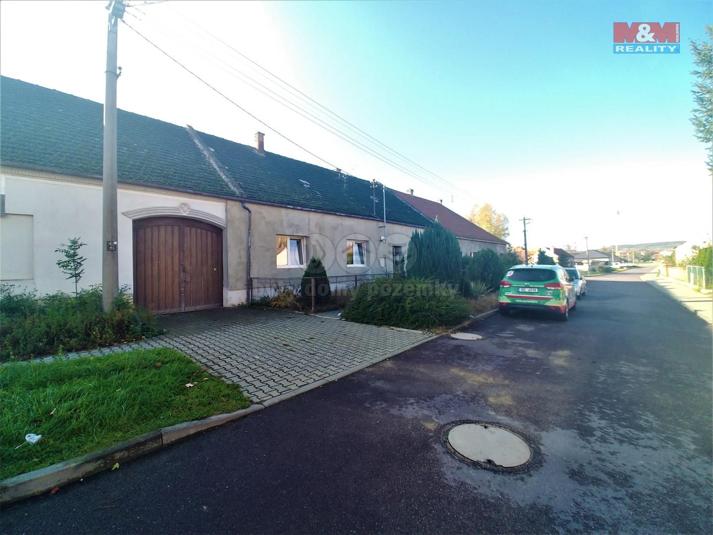 Prodej, rodinný dům 4+1, 1130 m², Olbramovice