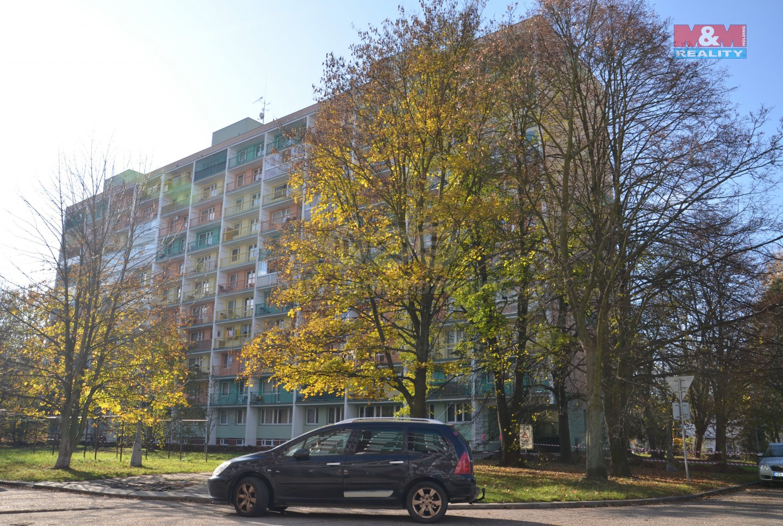 Prodej, byt 3+kk, Pardubice, ul. Partyzánů
