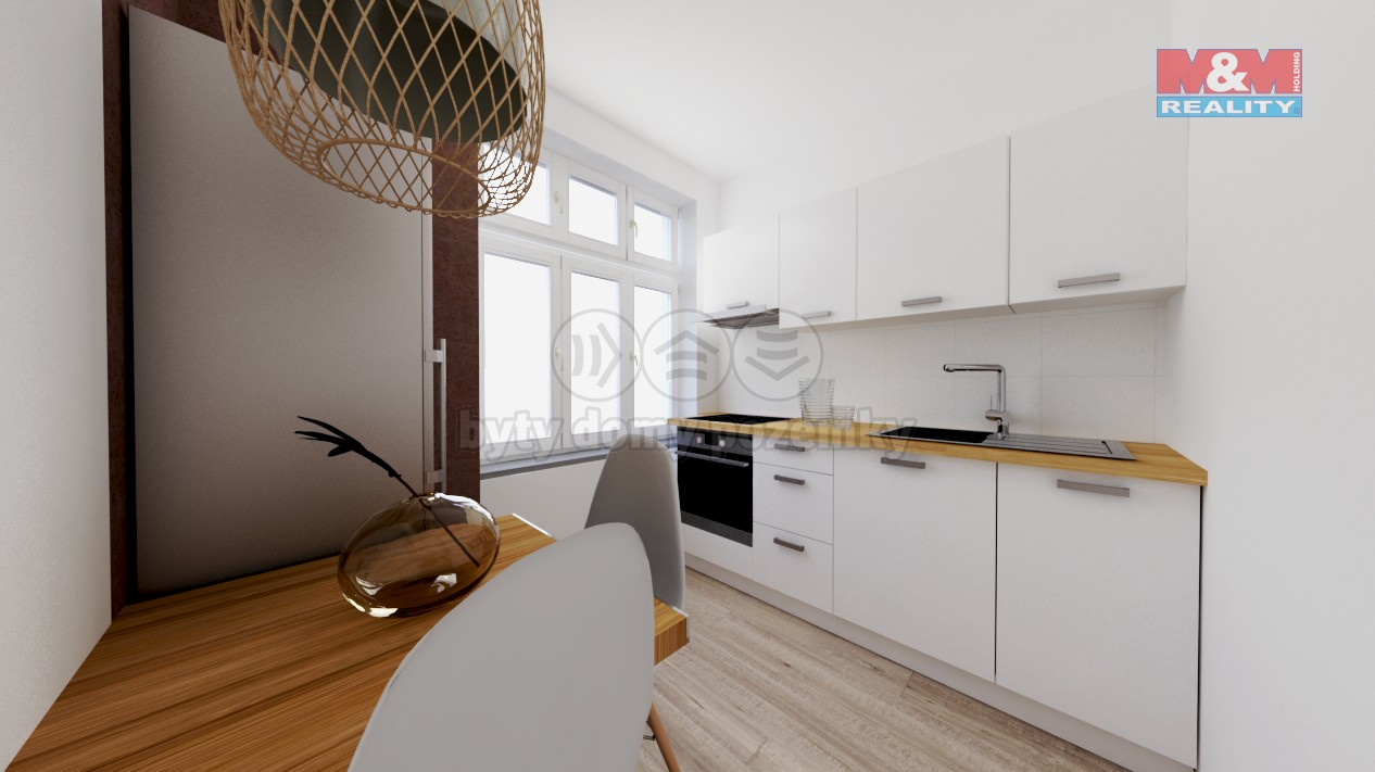 Prodej, byt 3+1, 98 m², Karlovy Vary, ul. Šmeralova