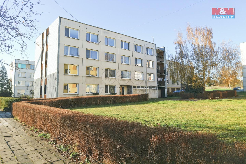 Prodej, byt 3+1, 78 m2, Mirovice, ul. Karla Čapka