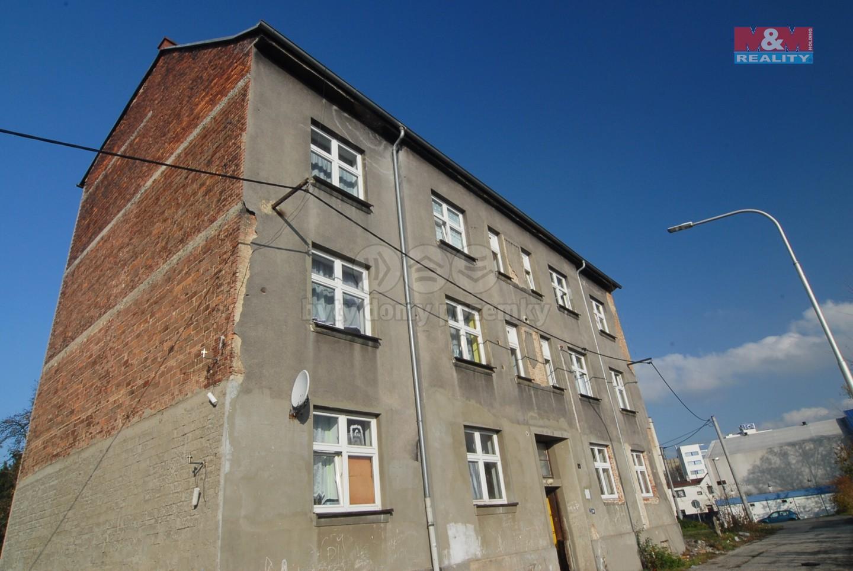 Prodej, nájemní dům, 1000 m², Ostrava, ul. Rovná