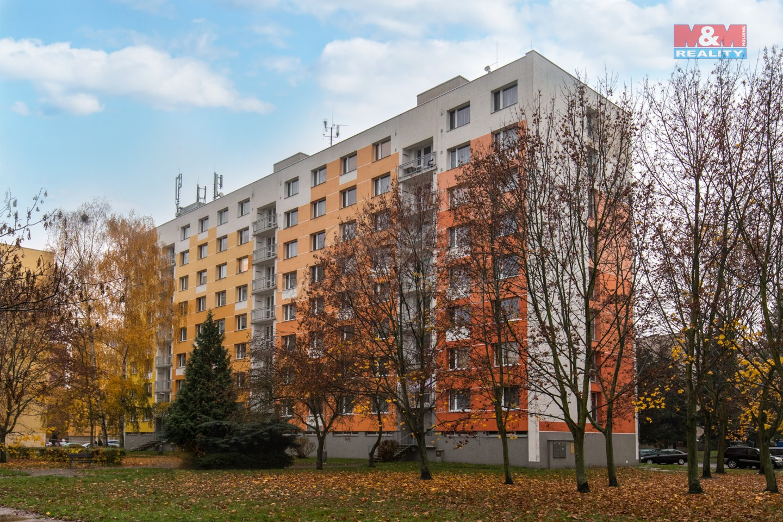 Prodej, byt 3+1, 72 m2, Pardubice - Studánka