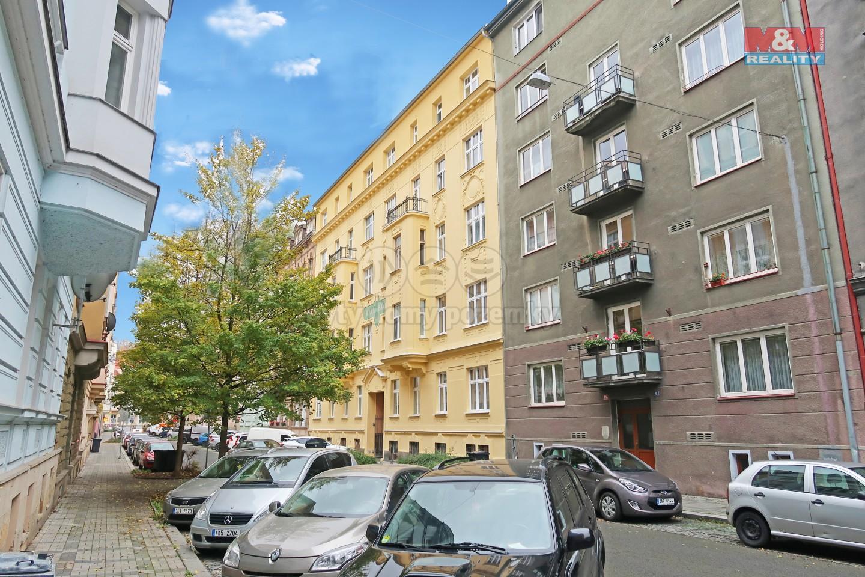 Prodej, byt 1+1, 61 m2, Karlovy Vary, ul. Foersterova
