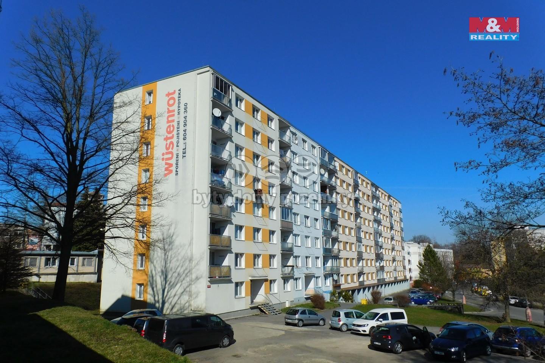 Prodej, byt 2+1, 68 m2, Tachov, ul. Bělojarská