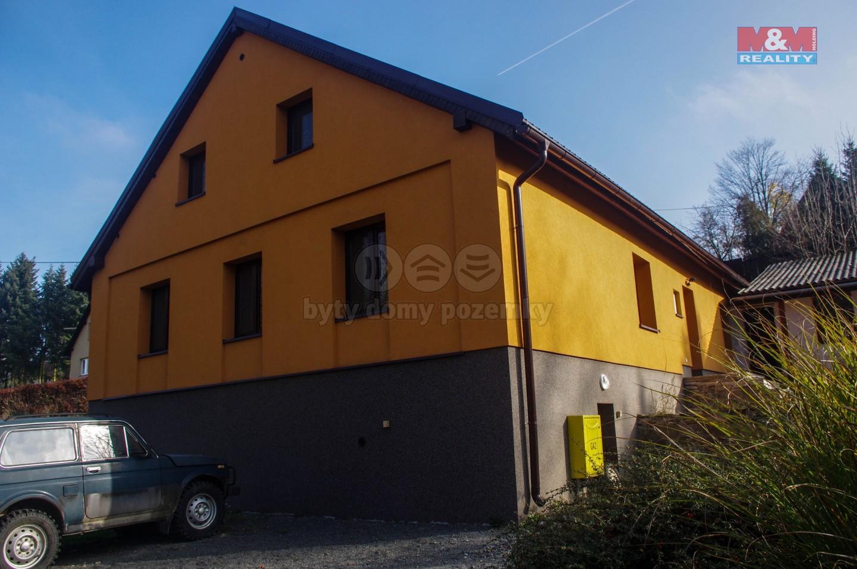 Prodej, rodinný dům, Čermná ve Slezsku