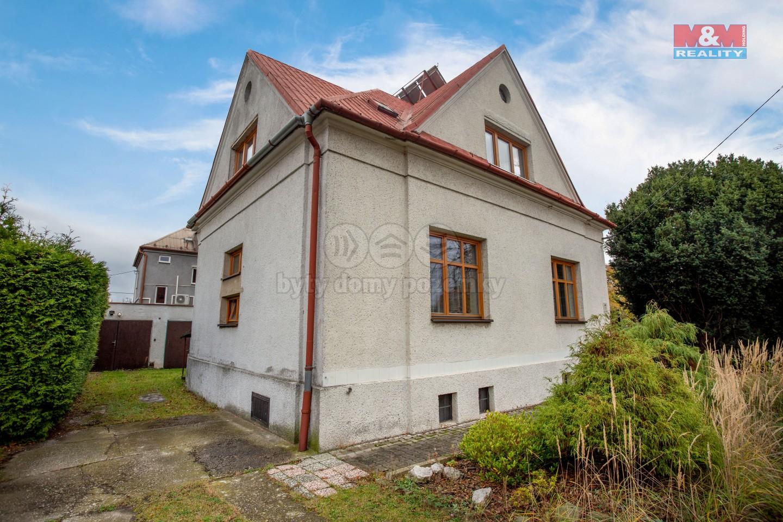Prodej, rodinný dům, 975 m², Ostrava, ul. Tilschové