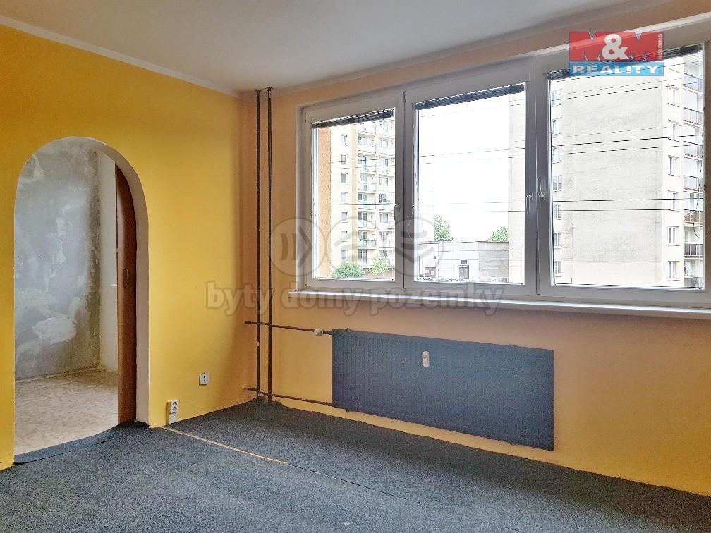 Pronájem, byt 2+1, 45 m², Havířov, ul. Emy Destinnové