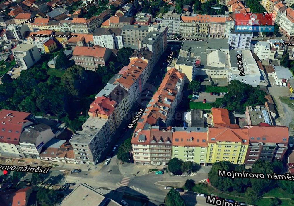 Prodej, byt 2+1, 85 m², Brno, ul. Malátova