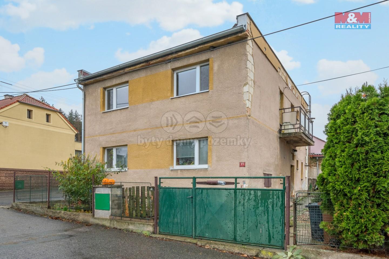 Prodej, rodinný dům, 242 m², Hrdlív