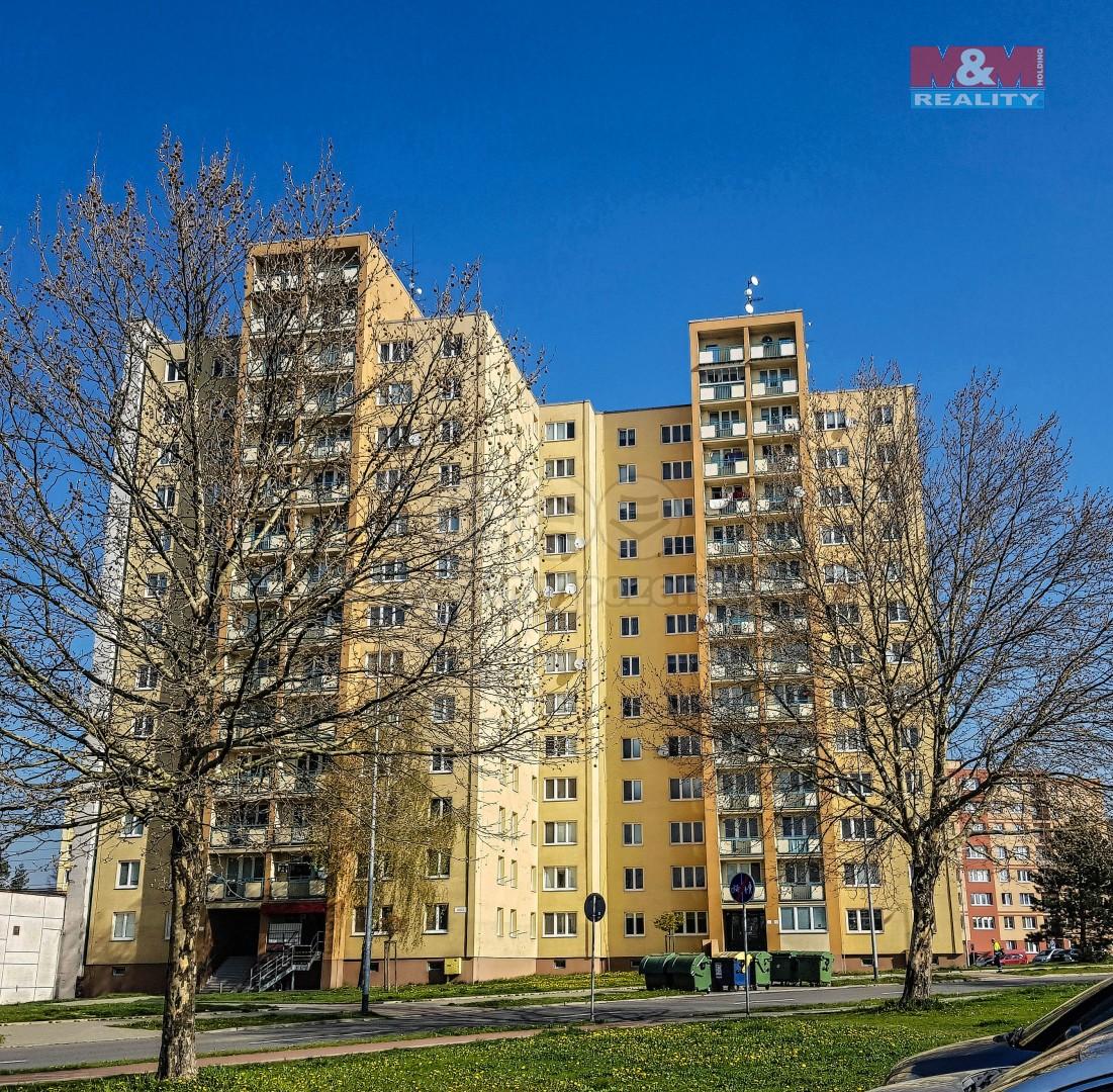 Pronájem, byt 1+kk, 32 m², Havířov, ul. Lidická