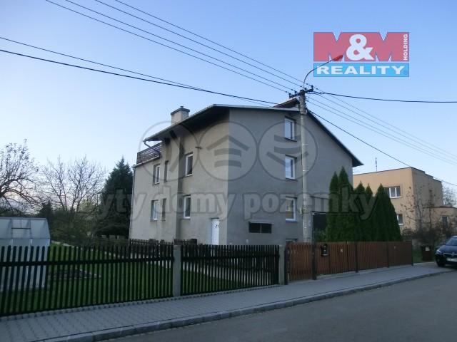 Prodej, rodinný dům, Ostrava, ul. Heleny Salichové