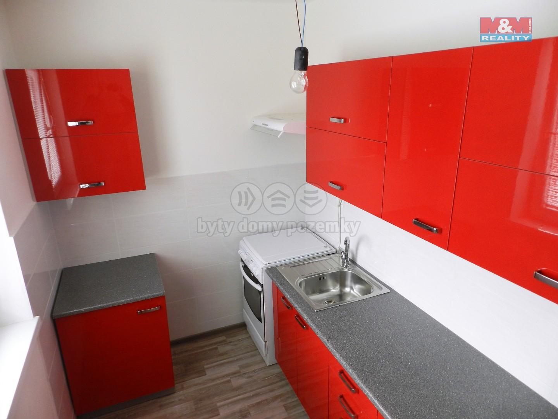 Pronájem, byt 2+1, 53 m², Ostrava, ul. U Dvoru