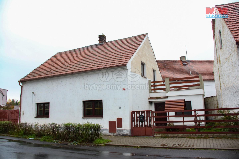 Prodej, rodinný dům, 150 m², Kryry, ul. Tovární