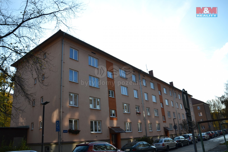 Pronájem, byt 2+1, 60 m², Ostrava, ul. Josefa Lady