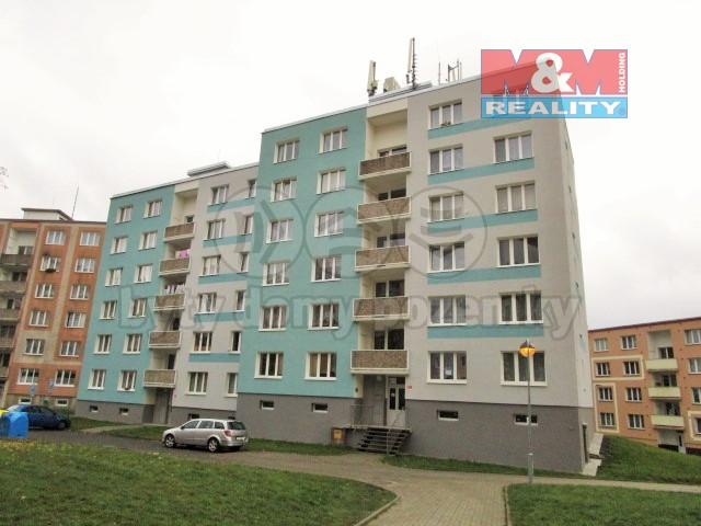 Pronájem, byt 4+1, 80 m2, Aš, ul. Petra Bezruče
