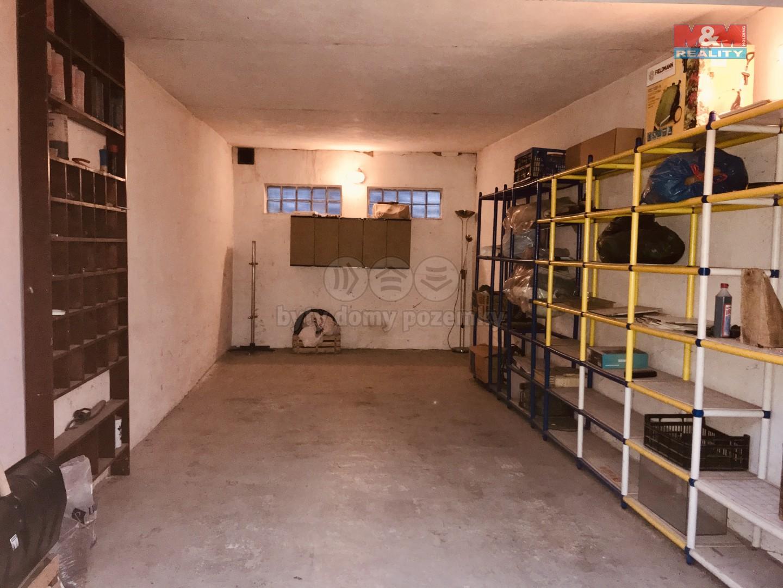 Prodej, garáž, 23 m², Ostrava, ul. Pod Nemocnicí