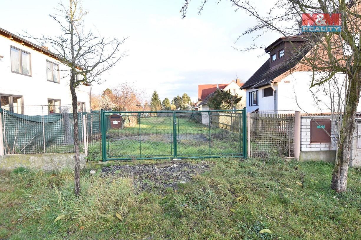 Prodej, pozemek k bydlení 941 m2, Praha 9- Vinoř
