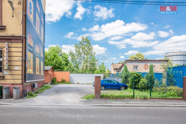 Pronájem, byt 1+1, 36 m², Ostrava, ul. Pohraniční