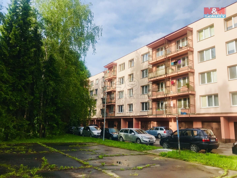 Pronájem, byt 3+1, 78 m², Ostrava, ul. Charvátská