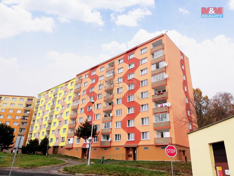 Prodej, byt 2+1, 61 m2, DV, Chomutov, ul. Kamenná
