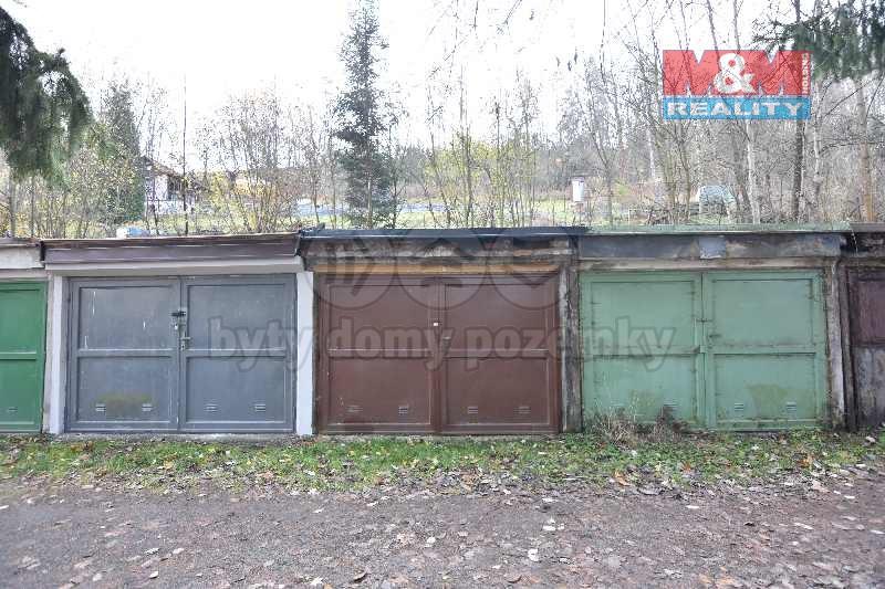 Prodej, garáž, Železný Brod