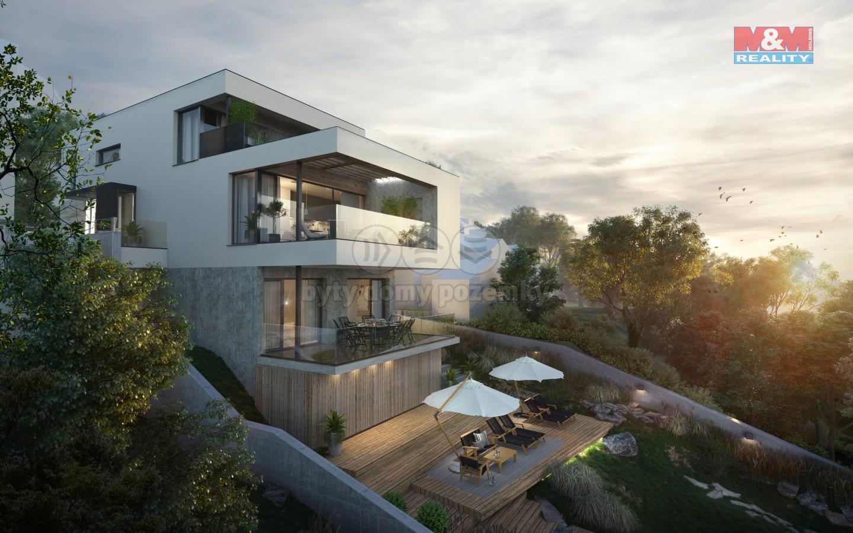 Prodej, pozemek k bydlení, 594 m², Praha 9, ul. Na Krocínce