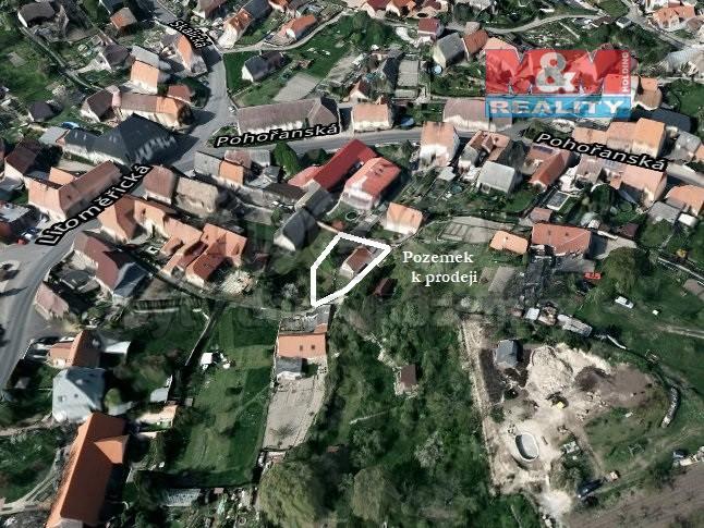 Prodej, pozemek k bydlení, 162 m², Žitenice