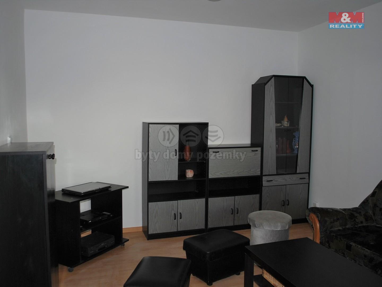 Pronájem, byt 2+1, 52 m2, Brno - Chrlice