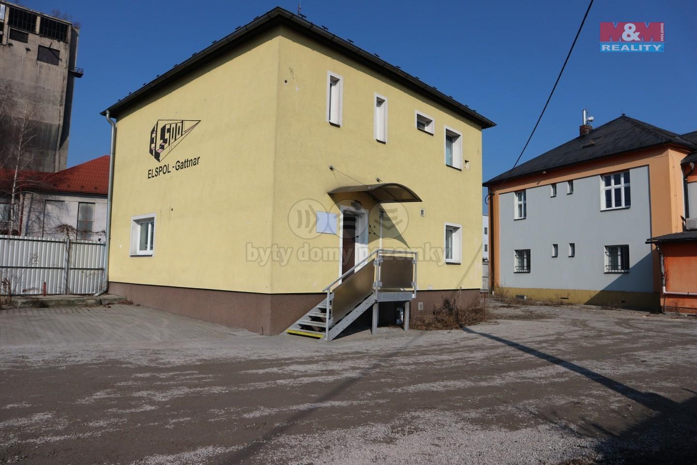 Pronájem, komerční objekt, Ostrava - Mar. Hory, ul. Švermova