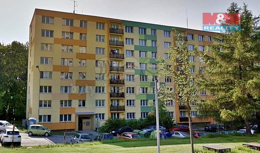 Pronájem, byt 1+1, 40 m2, Ostrava, ul. Výškovická